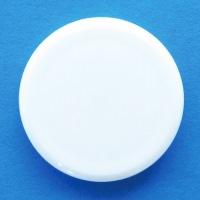 カラーマグネット MR-50 白 50mm 10個