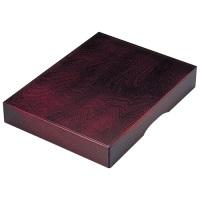 高級木製決裁箱 Y-305 B4