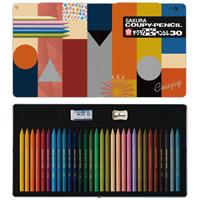 クーピーペンシル 30色カラーオンカラー