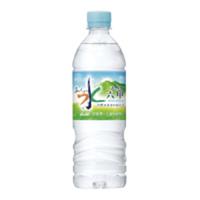 六甲のおいしい水PET600ml24本2箱