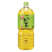 おーいお茶 緑茶PET 2L/6本 2箱