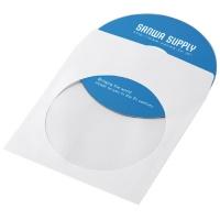 CD/DVDペーパーケースホワイト100枚