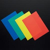カラークリアーホルダーA4<0.2mm> カラー20枚入