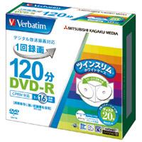 録画用DVD-R 20枚 VHR12JP20TV1