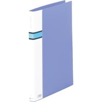 ロングZファイルPP 572 A4S 青