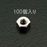 EA949AG-4 M4六角ナット(真鍮製/100個)