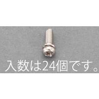 EA949AJ-134 M3x12鍋セムス小ネジSUSP=2x24
