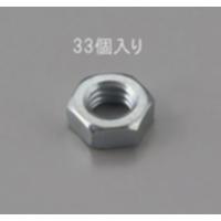 EA949LS-306 M6六角nut3種(ユニクロ/33個)