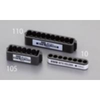 EA509-105 5本用(1/4Hex)ビットホルダ-