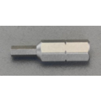 EA611EA-4 4.0x25mmHexagonドライバ-ビット