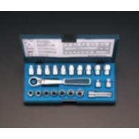 EA617CC-55 1/43/8sqソケットレンチSET