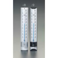 EA728GE-8 220x35mm温度計(銀)