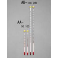 EA722AB-100 -20-105゜C/300mm棒状温度計