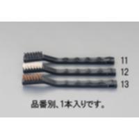 EA109AW-12 180mm樹脂ハンドルブラシ(馬毛)