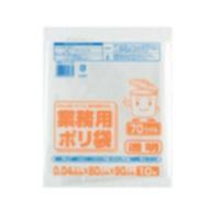 EA995AD-206 70Lゴミ袋(透明/10枚)