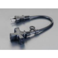 EA815GJ-3 AC125V/15A/0.3m延長コード