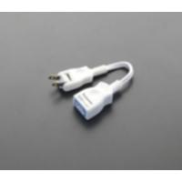 EA815GL-160 AC125V/15Ax0.1m延長コード