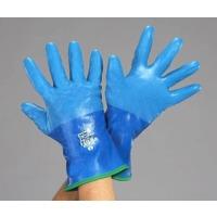 EA915GN-3 LL防寒ウレタン手袋(耐油)