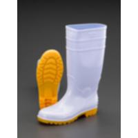 EA998RA-270 27.0cm安全長靴(耐油底・白)