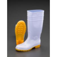 EA998RA-280 28.0cm安全長靴(耐油底・白)