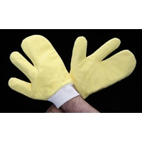 230mm 手袋(研磨作業用・純綿)