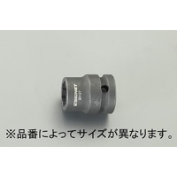 1/2DRx14mm ImpactボルトリムーバーSoket