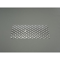 450x300x 2.0mm アルミ板(縞板)