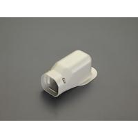 74.5x62.5mm/70型壁面取出用継手(アイボリ)