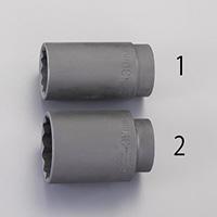 1/2DRx39mmアクスルナット用ソケット