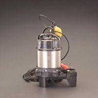 AC100V 50Hz50mm水中ポンプ 雑排水用/オ-ト