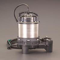 AC100V/250W 60Hz/40mm水中ポンプ 汚物用