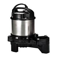 AC100V/400W 50Hz50mm水中ポンプ 汚物用
