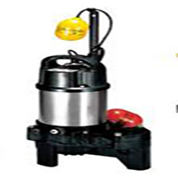 AC100V/400W60Hz50mm水中ポンプ汚物用オ-ト