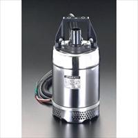 AC100V 60Hz/40mm水中ポンプ ステンレス製