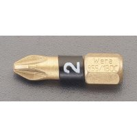 PZ1x 25mmPoziドライバビット ダイヤモンド