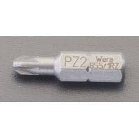 PZ 2x 25mm[Pozi]ドライバービット