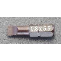 0.8x 5.5/25mm[-]ドライバービット