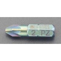 PZ4x25mm[Pozidriv]ドライバービット