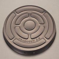 φ597x35mmドラム缶用フタ