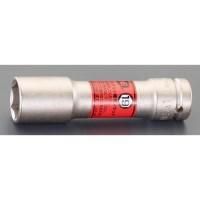 1/2sqx22ホイルナット薄long impact socket