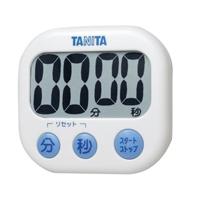 TANITAでか見えタイマー ホワイト 061-03A