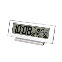 SEIKO液晶点灯電波目ざまし時計 088-03A