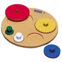 円のボード T080