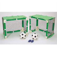 ミニサッカーゴールセット E300