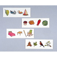 組合せ絵カード Ⅳ 534