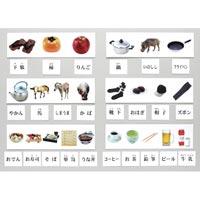 弁別組合せ学習カードセット KK1300