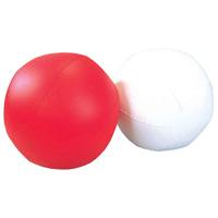 バランスボール(赤) E10