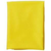 トイクロス 100×50cm 黄色