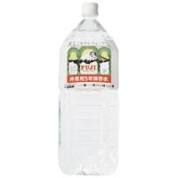 ※非常用保存飲料水 2L×6本入 136