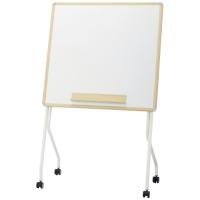 ホワイトボードHPF0903-900NA 木目フレーム